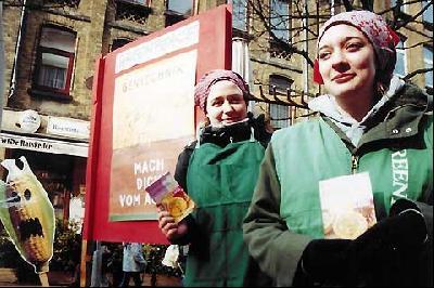 Einkaufsführer: Kein Genfood im Einkaufswagen
