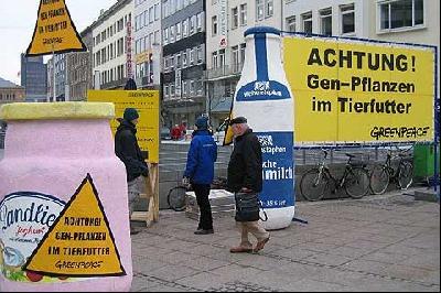 Hannover wählt gentechnikfrei