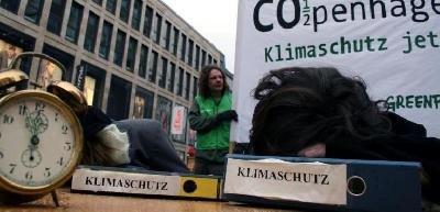 Kopenhagen aufwachen: Es ist 5 vor 12!