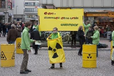 e.on = atommüll ohne ende