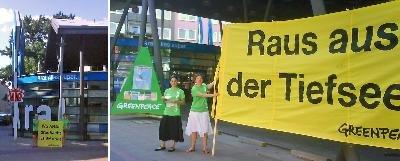 Auftaktaktionen in Hannover und Hildesheim