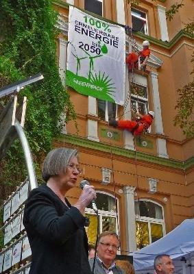 Greenpeace Hannover: Seit 1982 aktiv für die Umwelt