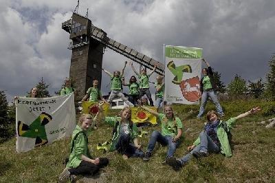 Greenpeace Jugendliche für eine Energiewende