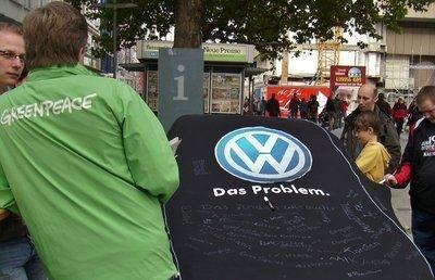 VW geizt beim Klimaschutz