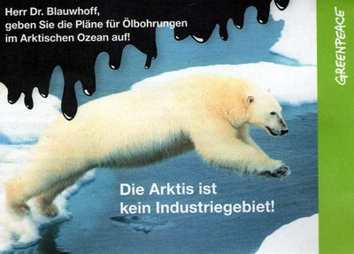 Shell reagiert zynisch auf Protestpostkarten – Greenpeace macht weiter Druck