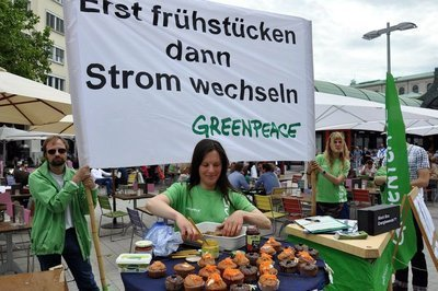 """Erstes Festival """"Kultur des Wandels"""" in Hannover"""