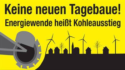 Neue Braunkohletagebaue in der Lausitz stoppen!