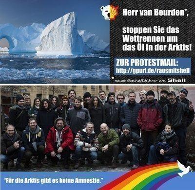 UPDATE: Amnestie für die Arctic 30