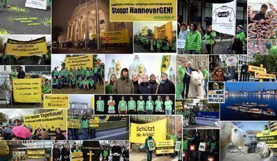 2013: Greenpeace Hannover blickt zurück
