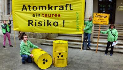 Pannen-AKW Grohnde: Organisierte Unverantwortlichkeit von E.ON stoppen!