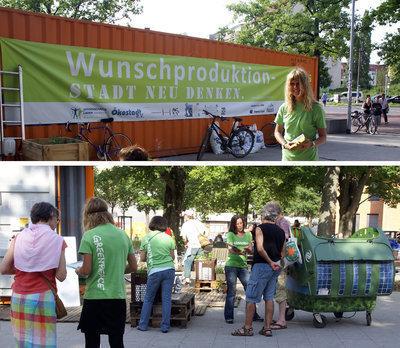 """Wunschproduktion """"Auf dem Weg zu 100% Erneuerbare Energien"""""""