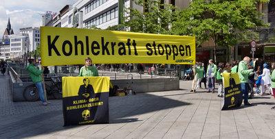 Merkel: Klima- oder Kohlekanzlerin?