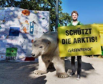 Arktis schützen! Für Klimaschutz & eine globale Energiewende
