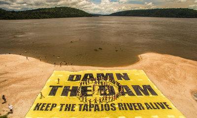 Rettet den Amazonas!