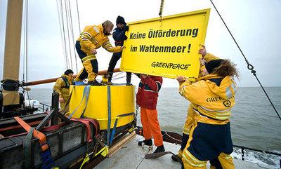 Schutz fürs Wattenmeer