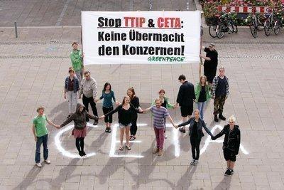 CETA durchkreuzen!