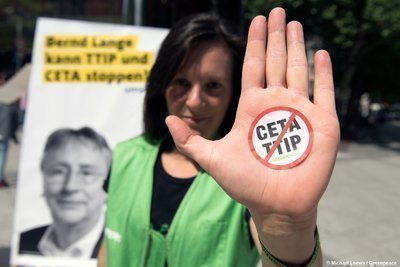 Stoppen Sie CETA & TTIP!
