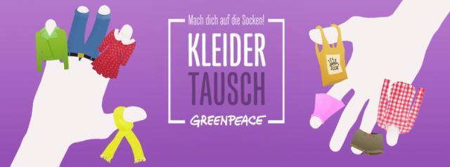 Kleider(Aus)tauschparty