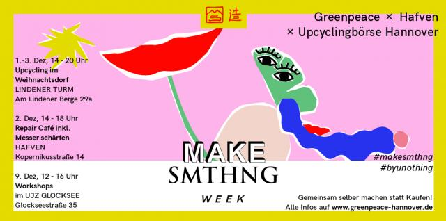 "Update zur ""Make Something Week"" 2017"