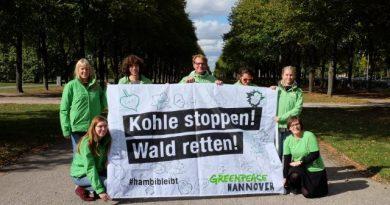 Retrospektive Aktionstag Hambacher Wald