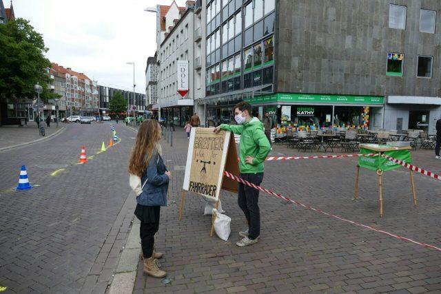 Bessere Radwege für Hannover