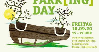 Park[ing] Day 2020