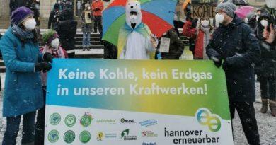 Unsere Zukunft in Hannover ist erneuerbar