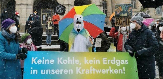Unterschriftenaktion für Hannover Erneuerbar